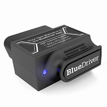 BlueDriver Bluetooth Pro OBDII Scan Tool for iPhone &