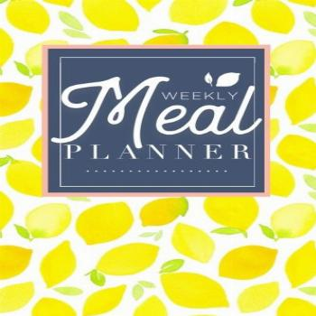 Meal Planner: Track And Plan Your Meals Weekly (52 Week Food