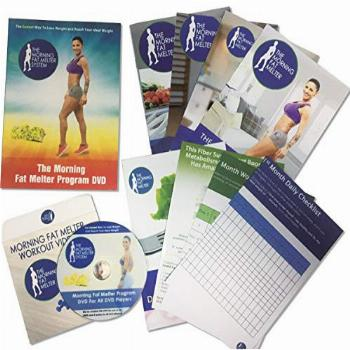 Morning Fat Melter Workout DVD for Women – Lose At Least 3
