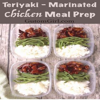 Teriyaki Marinated Meal Prep This  Meal Prep Recipes is the trully yummy | Meal Prep For The Week |